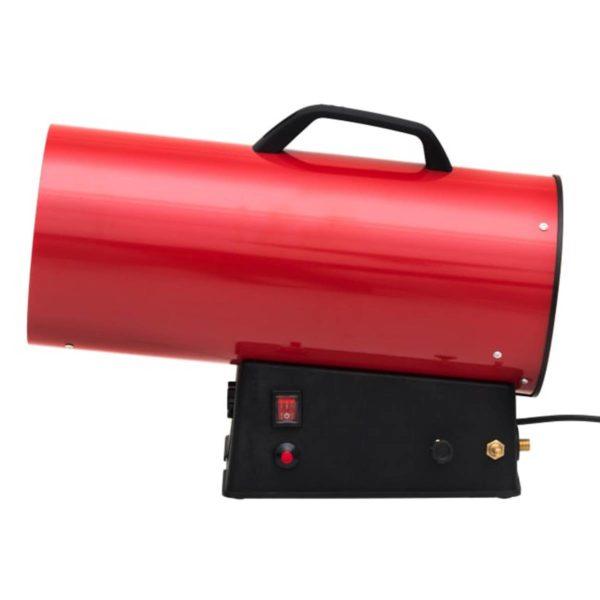 Byggtørker Gass 30kw 2